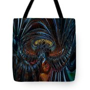 Unspeakable Beauty Fx  Tote Bag