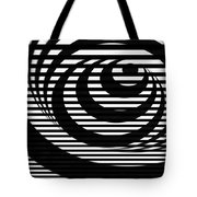 Up Through  Tote Bag