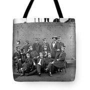 U.s.s. Monitor, 1862 Tote Bag