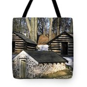 Valley Forge Winter Tote Bag