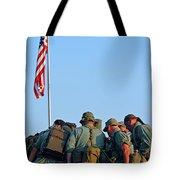 Veterans Remember Tote Bag