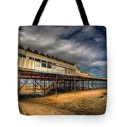 Victoria Pier Tote Bag