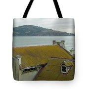 View From Alcatraz II Tote Bag