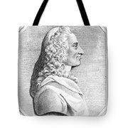 Voltaire (1694-1779) Tote Bag