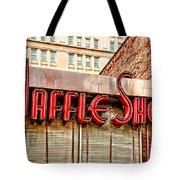 Waffle Shop Tote Bag