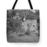 Walnut Grove School Ruins Tote Bag