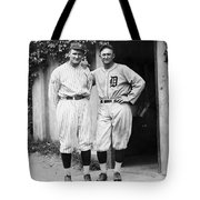 Walter Johnson (1887-1946) Tote Bag by Granger