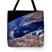 Water And Land Tote Bag