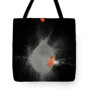 Water Balloon Popping Tote Bag