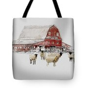 Weatherbury Farm Tote Bag