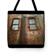 Weathered Wall Tote Bag