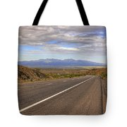 West Into California Tote Bag