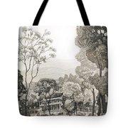 White Sulphur Springs Tote Bag