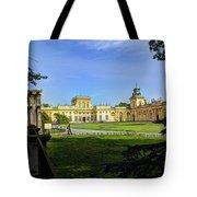 Wilanow Palace - Warsaw Poland Tote Bag