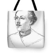 Wilhelm Mueller (1794-1827) Tote Bag