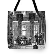 William And Mary College Tote Bag