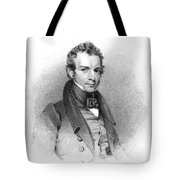 William Cullen Bryant Tote Bag