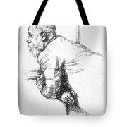 William Ernest Henley Tote Bag