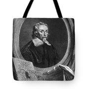 William Harvey, English Physician Tote Bag