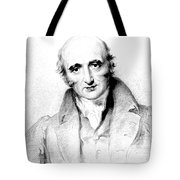 William Hyde Wollaston, English Chemist Tote Bag