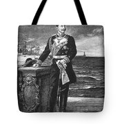 William II Of Germany Tote Bag