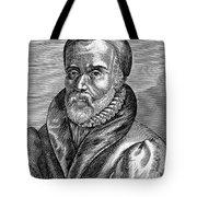 William Tyndale Tote Bag
