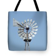 Windmill II Tote Bag