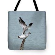 Wings Up Tote Bag