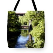 Wissahickon Creek  Tote Bag