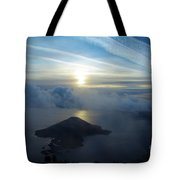 Wizard Sunrise Tote Bag