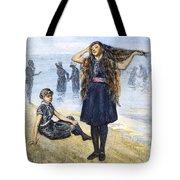 Womens Fashion, 1886 Tote Bag