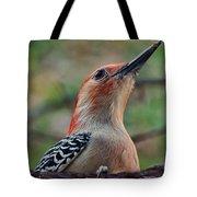 Woodpecker II Tote Bag