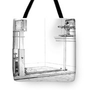 Woodwards Photomicrography Apparatus Tote Bag by Science Source
