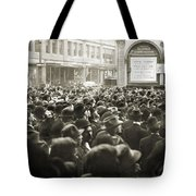 World Series, 1911 Tote Bag