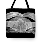 X-ray Of A Crab Tote Bag