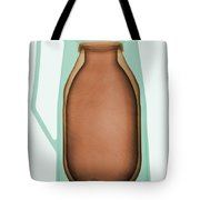 X-ray Of A Thermos Tote Bag