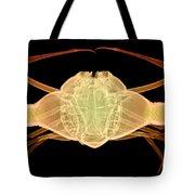 X-ray Of Deep Water Crab Tote Bag