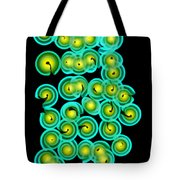 X-ray Of Pasta Tote Bag