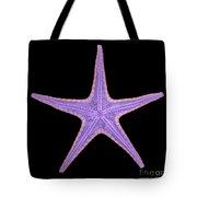 X-ray Of Starfish Tote Bag