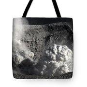 Yasur Eruption, Tanna Island, Vanuatu Tote Bag