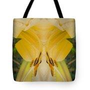 Yellow Fantasy Tote Bag