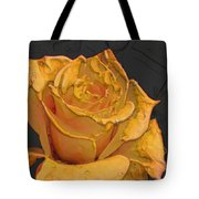 Yellow Rose Art Tote Bag