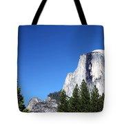 Yosemite Half Dome Tote Bag
