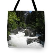 Yosemite National Park 2011 Tote Bag