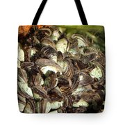 Zebra Mussels Dreissena Polymorpha Tote Bag