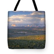 Zion Distant Tote Bag
