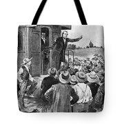 Andrew Johnson (1808-1875) Tote Bag
