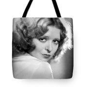 Clara Bow (1905-1965) Tote Bag