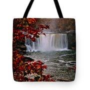 Cumberland Falls Ky Tote Bag