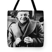 Dwight D. Eisenhower Tote Bag